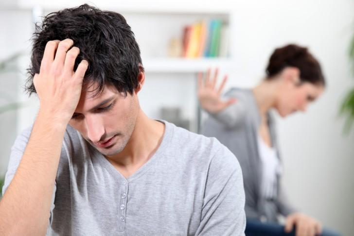 Как вести себя при разводе с женой