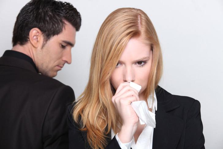 Как достойно встретиться с мужем в суде