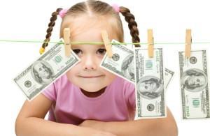 Сколько процентов от зарплаты составляют алименты на 1 ребенка