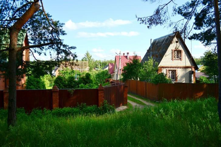 земли общего пользования собственность Москва