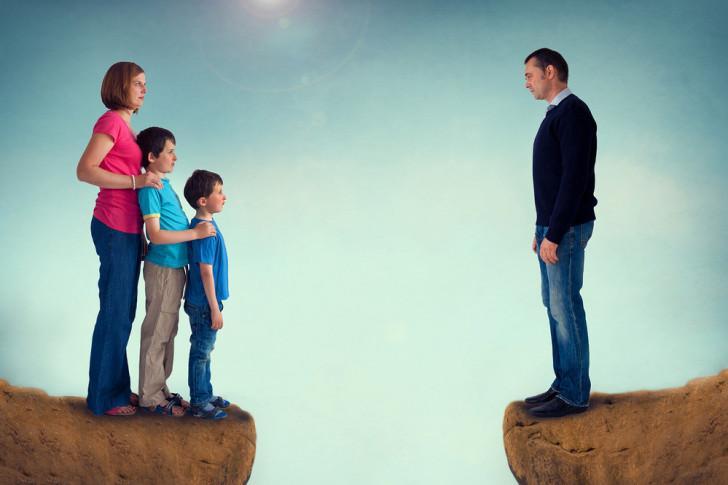 Как лишить мужа прав на ребенка
