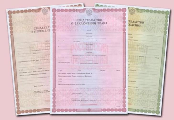 Справка о заключении брака из ЗАГСа, форма 28: как получить после развода?