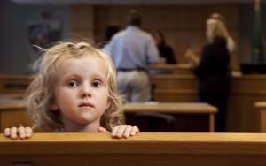 Как оставить ребенка с отцом после развода в россии