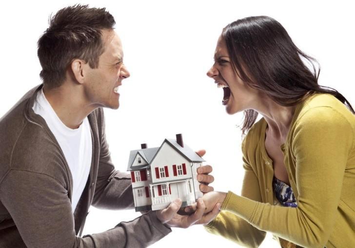 Совместное имущество супругов при разводе