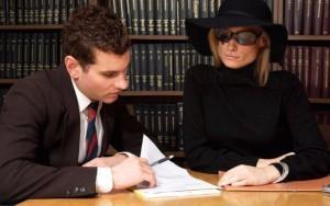 Кто претендует на наследство после смерти мужа