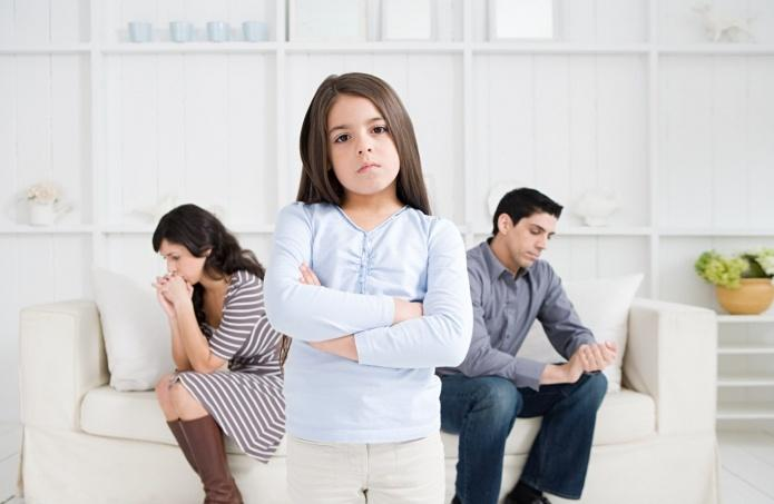 Как делится имущество при разводе если есть совершеннолетние дети