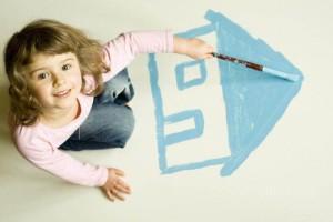 Как оформить квартиру в собственность на несовершеннолетнего