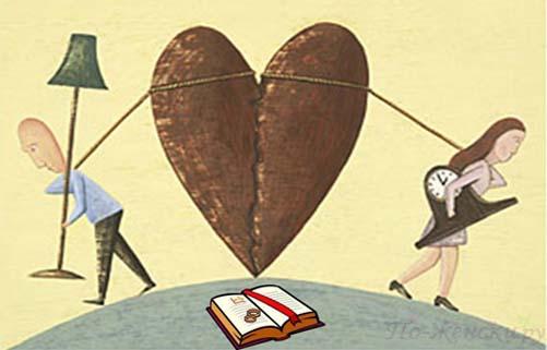 Причины развода в исковом заявлении о расторжении брака