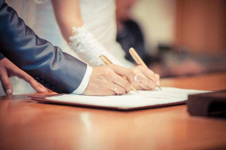 регистрация брака без прописки в городе