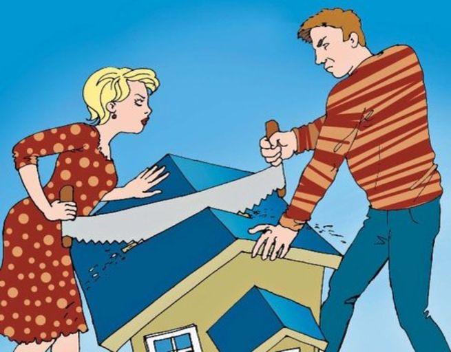 Правильный раздел имущества при разводе по Семейному кодексу (2019 год)