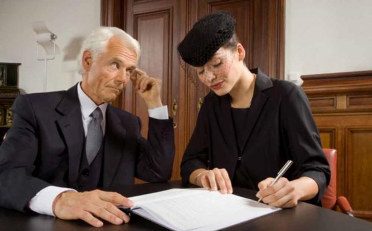 Что наследует гражданская жена после смерти мужа